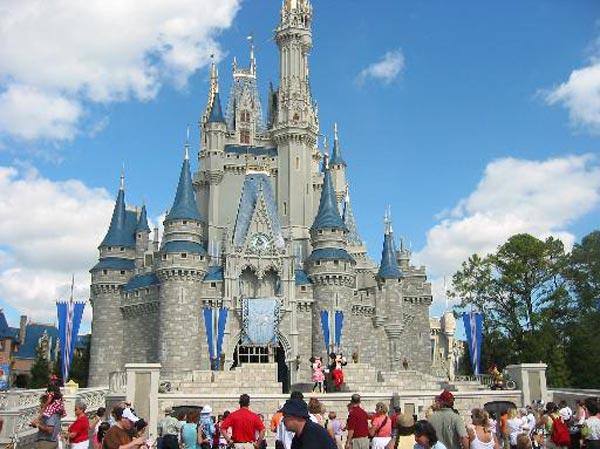 close to Disney