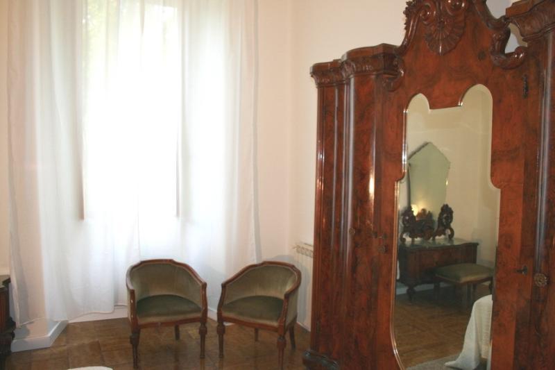 armario en dormitorio doble