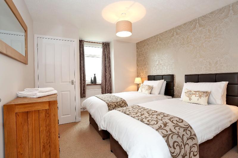 Chambre à coucher avant singles ou super grand lit