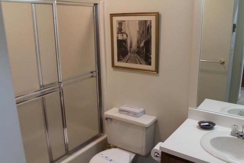 Banheiro no térreo