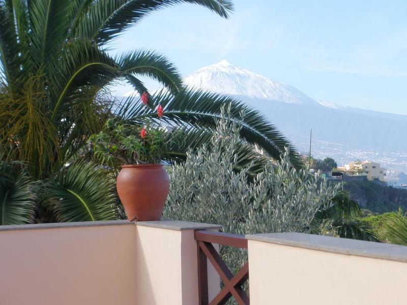 Terrace & Teide