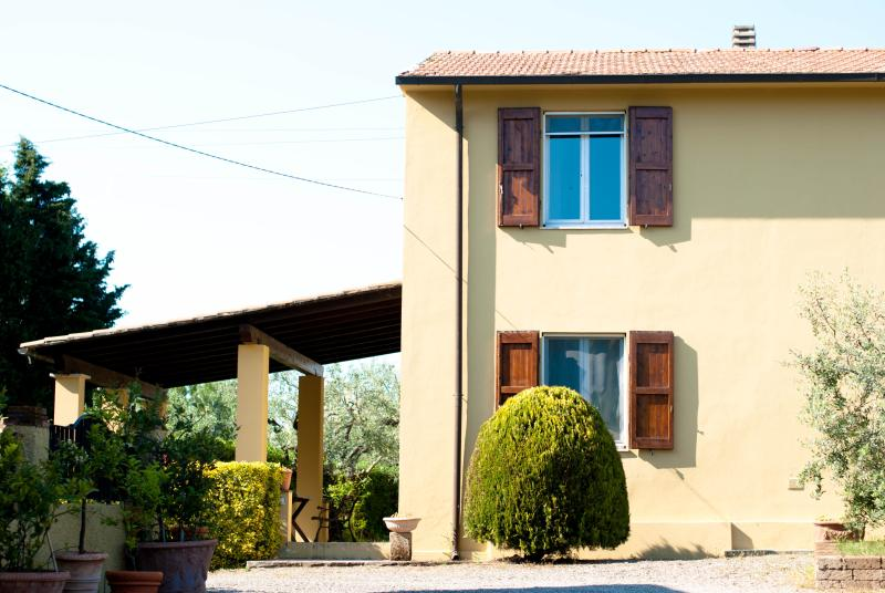 Casavacanze Collealberti, holiday rental in Orciano Pisano