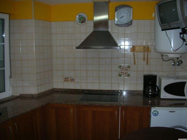 cocina del apartamento de una habitación