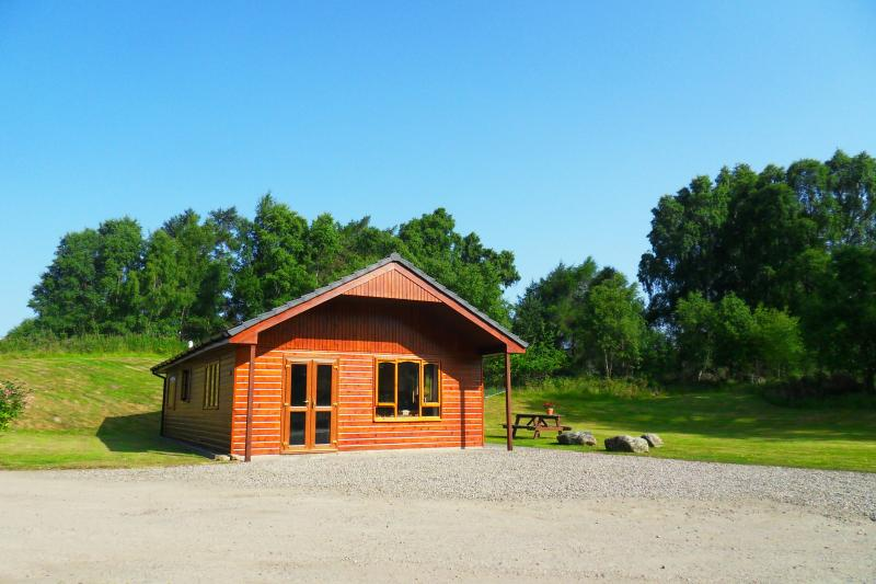 Guisachan lodge at Lochletter Lodges, alquiler vacacional en Drumnadrochit