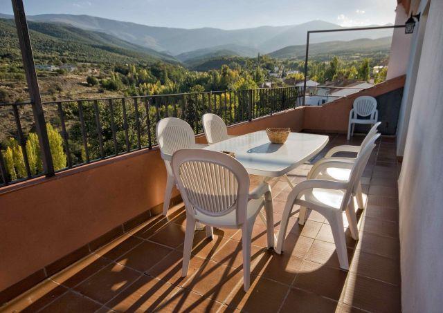 Apartamento Picón Terraza vista Sierra Nevada