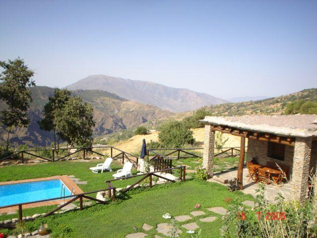 ALPUJARRA, CORTIJO RURAL, T..., vacation rental in Bubion