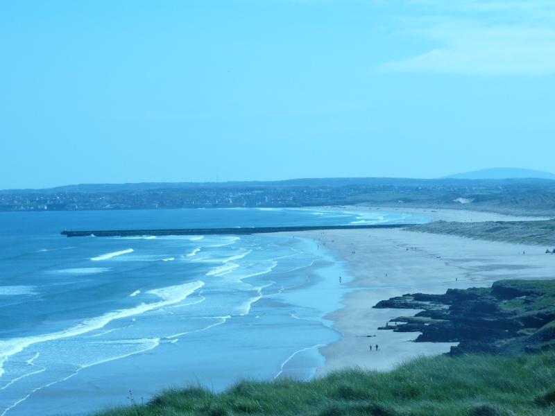 Castlerock Beach