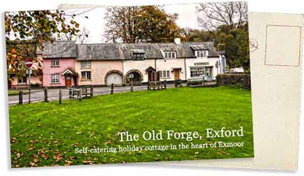 THE OLD FORGE Cottage in the Heart of Exmoor, vacation rental in Exmoor National Park