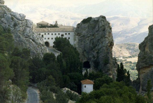 santuario de la virgen de Tiscar