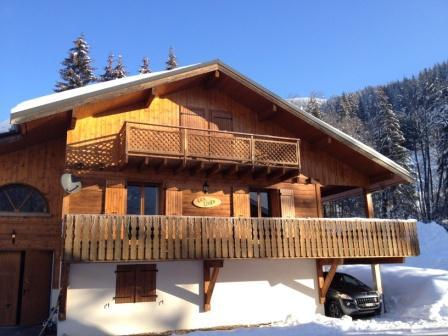 Chalet les Loups, vacation rental in Abondance