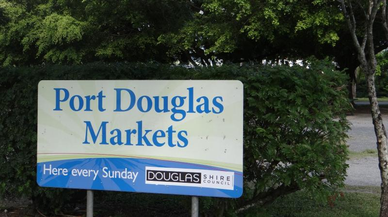 port Douglas lots to do or just relax famous Sunday markets every week