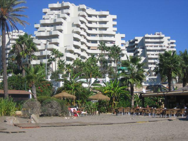 Estudio Suit en Benal Beach. Junto al mar., holiday rental in Benalmadena