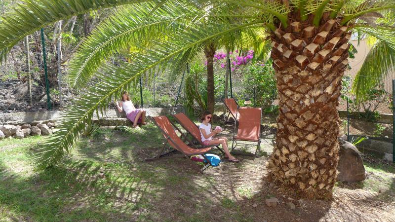 Villa Rose Phoenix - Jardin Ombragé partagé