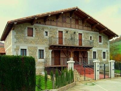 Casa rural Sagastietxea I y II, holiday rental in Navarra