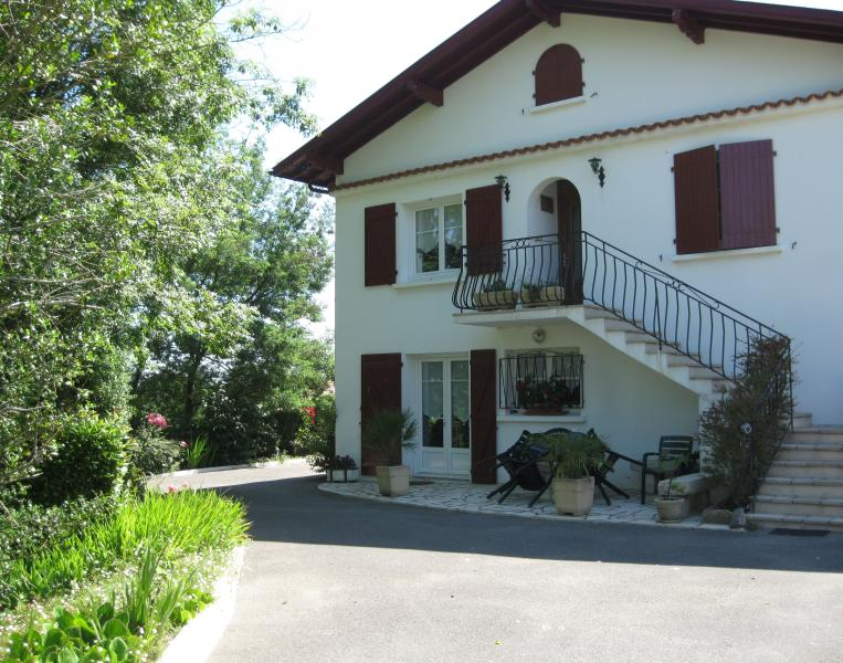 Leku-Eder  Ahetze, holiday rental in Bassussarry