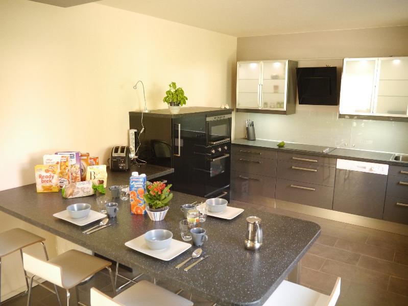 First Floor Kitchen and Breakfast Bar