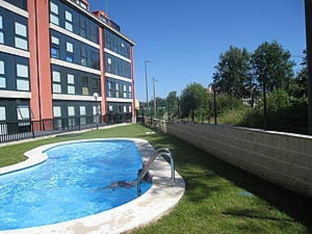 Fantástico apartamento jardín, alquiler vacacional en Ares