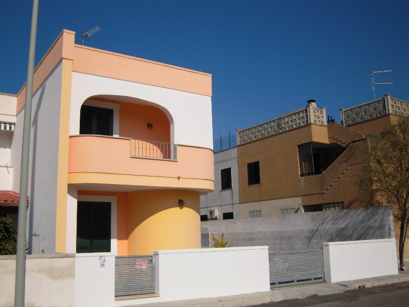 Salento - San Foca - Villetta, vacation rental in Melendugno