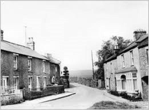 By gone days At Craven House - Where Did You Park The Car Darling?