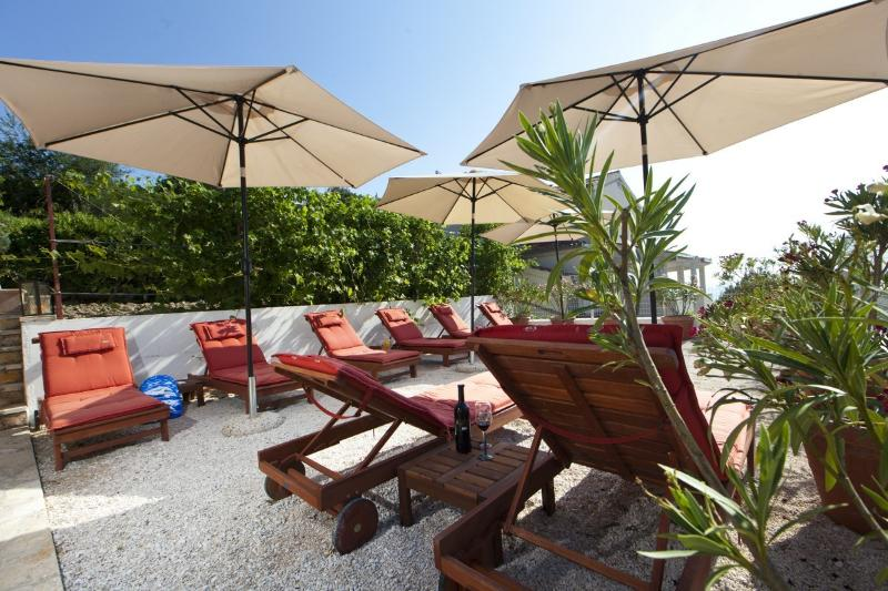 Villa Maria - Villa with pool, sauna in Split, holiday rental in Podstrana