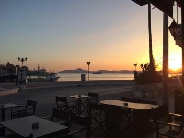 Cada tarde verá la espectacular puesta de sol en Gulluck