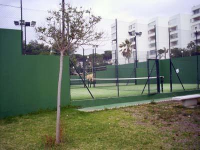 Tennis Courts Club Las Redes, private