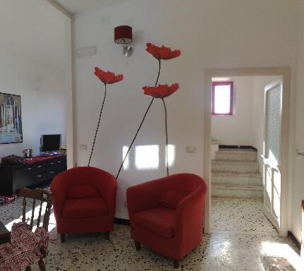 Casa vacanze LA NUDA - Free from electromagnetic waves!, vakantiewoning in Contursi Terme