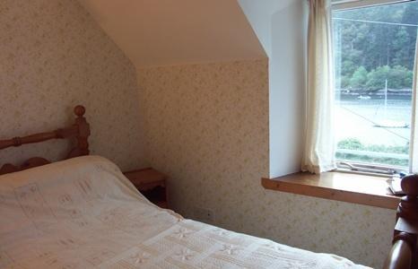 Main bedroom, double. 2nd bedroom two singles