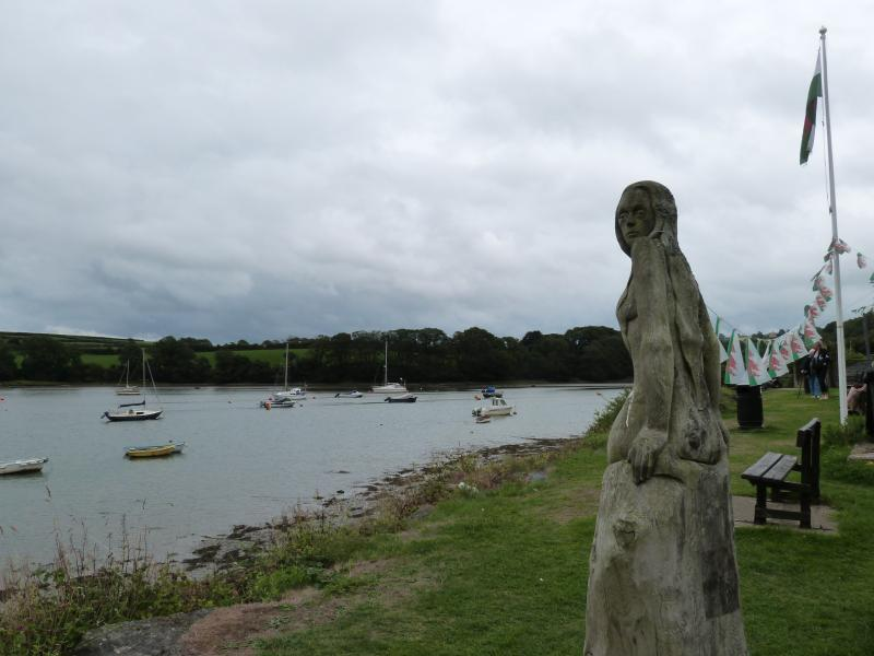 St Dogmaels Mermaid