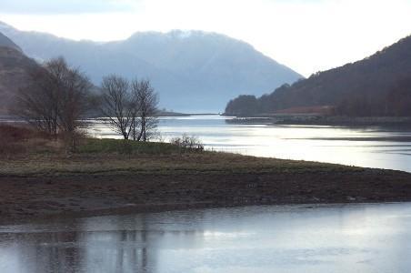 Loch Leven, around the corner, 4 minutes