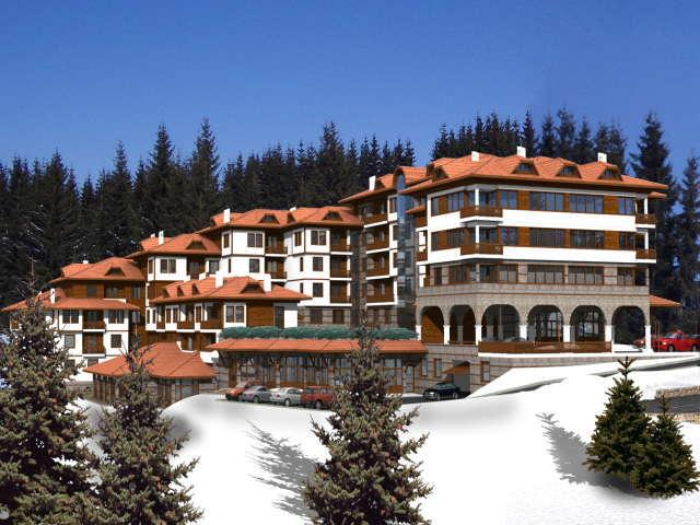 VIP Suite - Perelik Palace Hotel - 4 Star Luxury Ski Apt, vacation rental in Smolyan Province