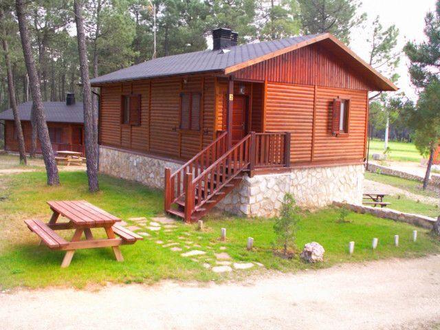 Bungalow de 1 dormitorio en Villalba De La Sierra, alquiler vacacional en Fuertescusa