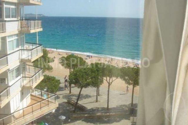 Apartamento 1ª línea de mar, holiday rental in Platja d'Aro