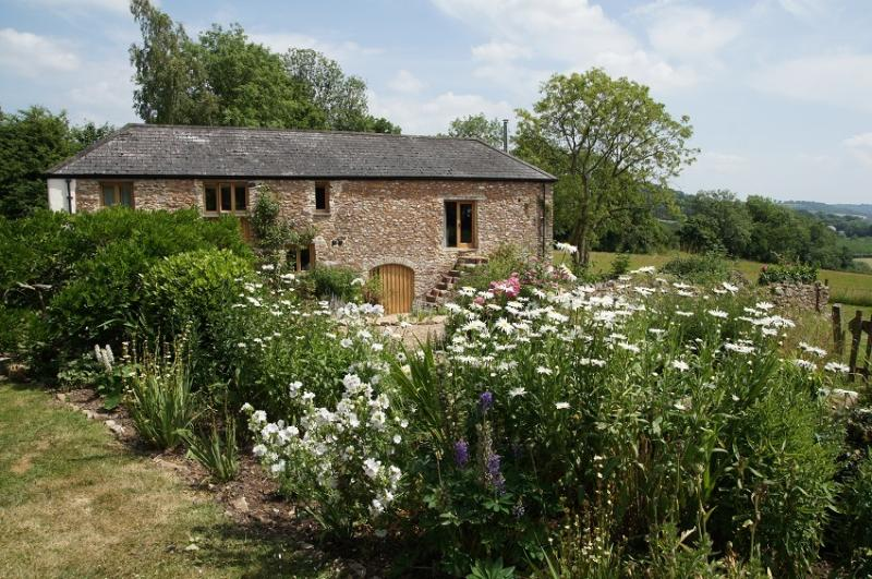 This characterful property occupies a magical setting in the Blackdown Hills AONB