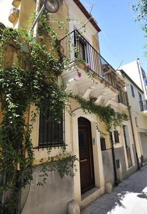 The street of the property - Via Sant'Antonio n.23