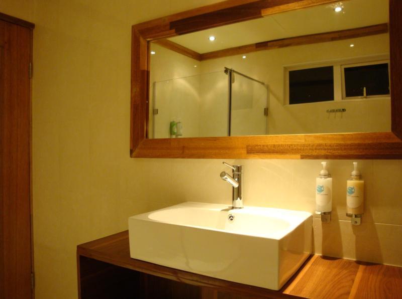 Studio 1 Ensuite shower room with bidet
