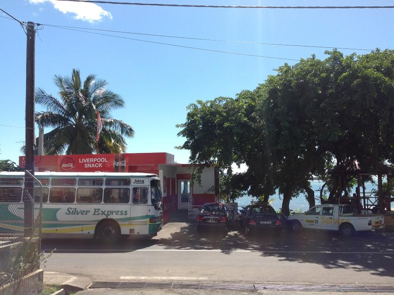 Local bus service to Port Louis