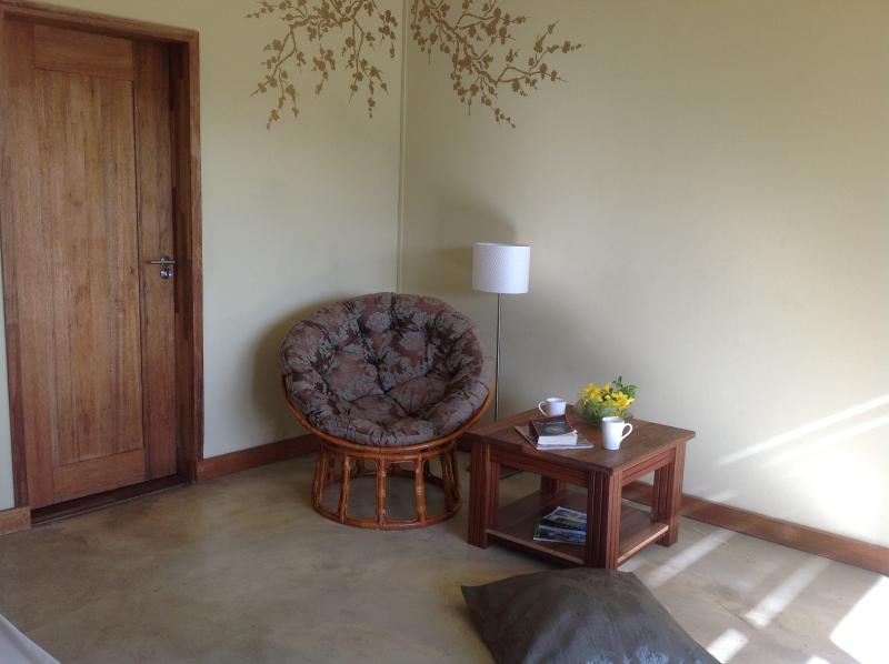 Lounge area studio1 free WIFI in each studio