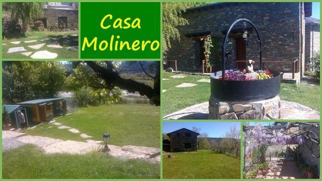 Casa Molinero, alquiler vacacional en Belsierre