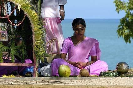cavadee devotee