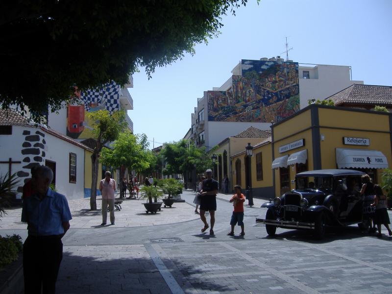 Centro ciudad de Los Llanos