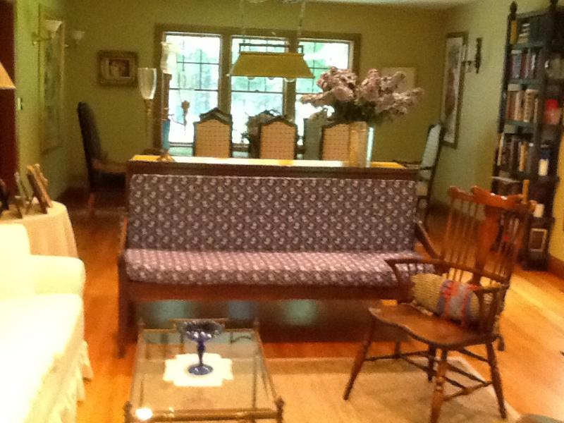 Sala de estar/comedor