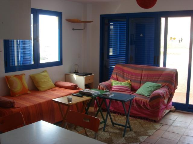 Los lances segunda línea de..., location de vacances à Tarifa