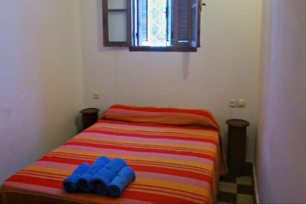 Dormitorio, 1 cama de 150cm.