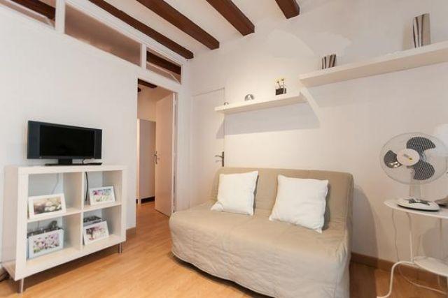 RAMBLA PISO LINDO MUY 10 MIN DE CAMMINO, vacation rental in Barcelona