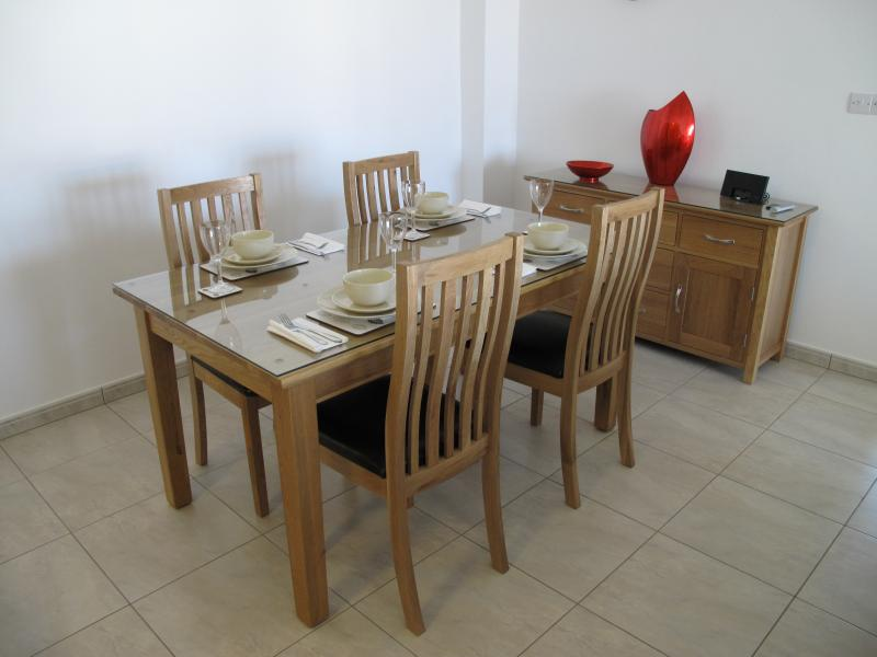 Comfortable Indoor Dining