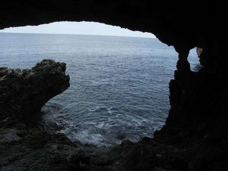 P.n. visita Cape Greco