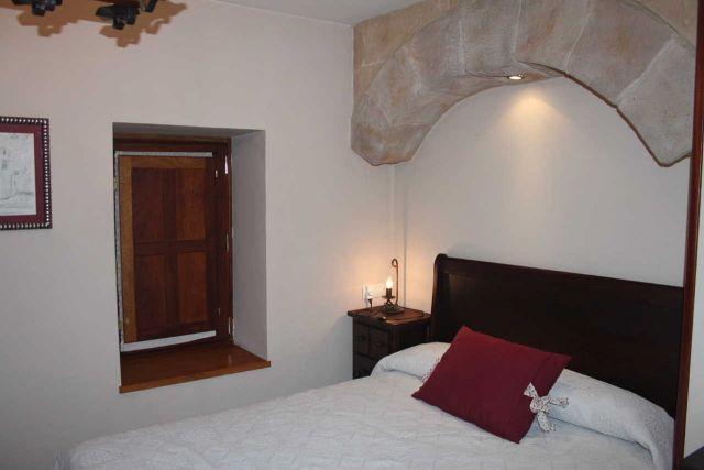 Dormitorio 'Románico'