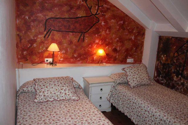 Dormitorio 'Prehistoria'