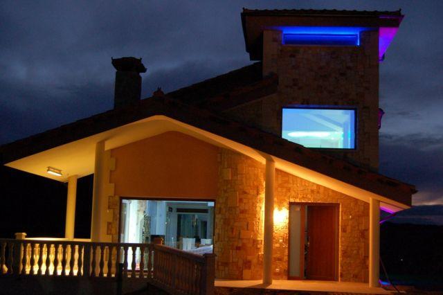 Casa rural Villa Flavina, holiday rental in Zorraquin